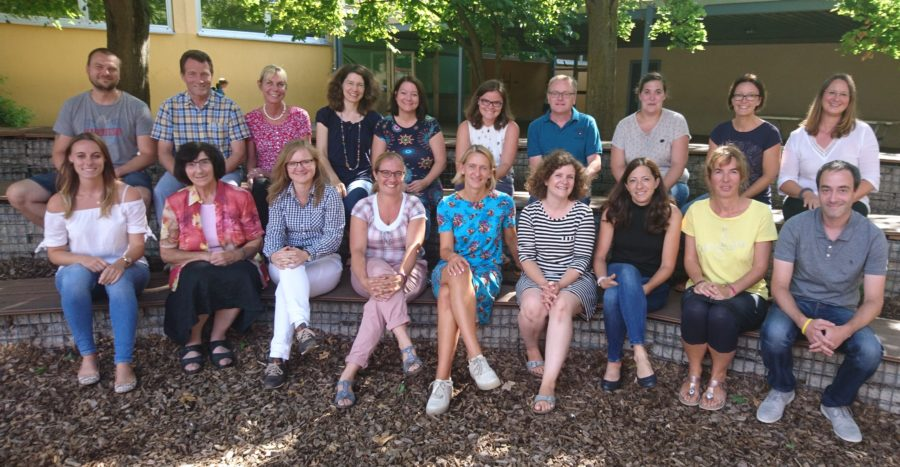 Kollegium GS Kurpfalzschule